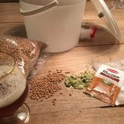 Bier Brouw Pakket Belgisch Blond