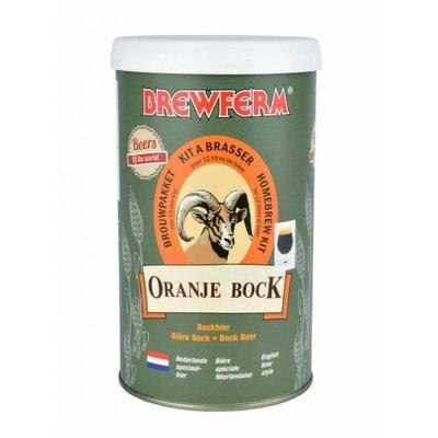 Brewferm Bier Brouwkit Oranje Bock