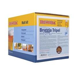Brewferm Bier brouw pakket tripel