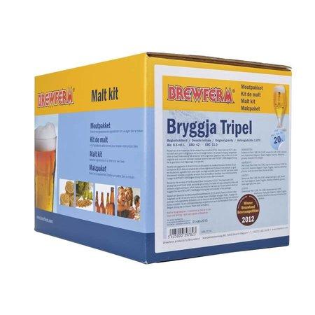Brewferm Mout pakket Tripel 20 liter