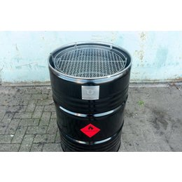 BarrelQ Drum Grill
