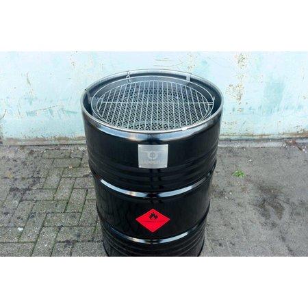 BarrelQ Drum Grill Big