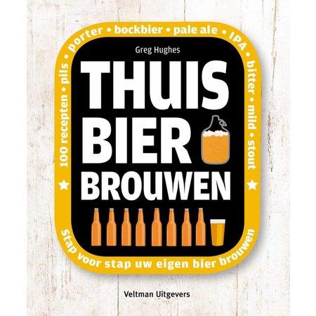Thuis Bier brouwen boek