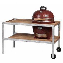 Monolith-Grills Monolith Classic 47 cm grill - Rood - Met tafel