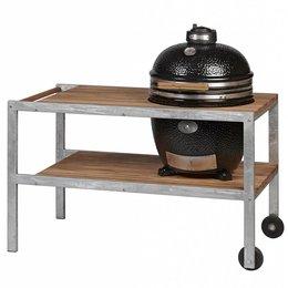 Monolith-Grills Monolith Classic 47 cm grill - zwart met tafel
