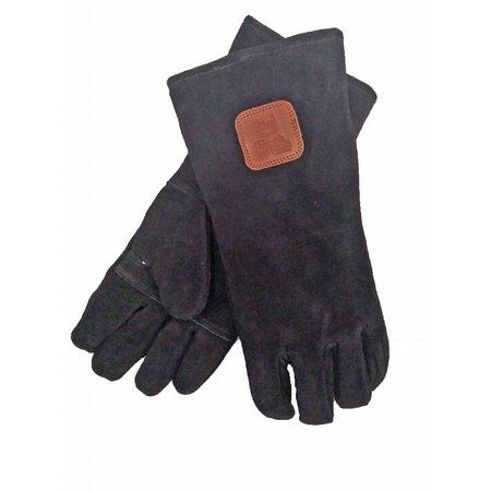 C'Sar  Hittebestendige handschoenen leer BBQ