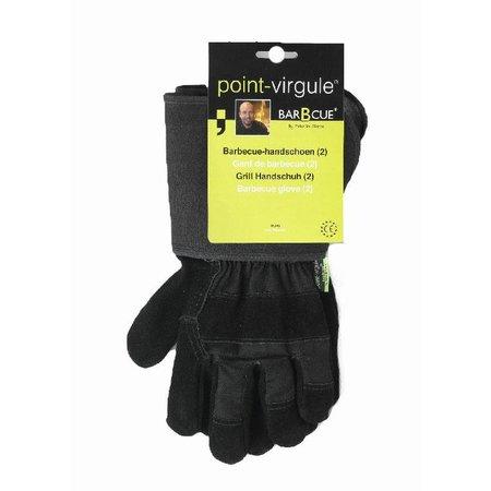 Set BBQ handschoenen