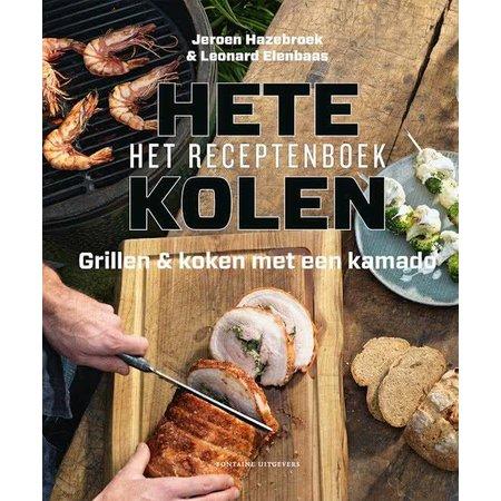 Hete Kolen Recepten boek