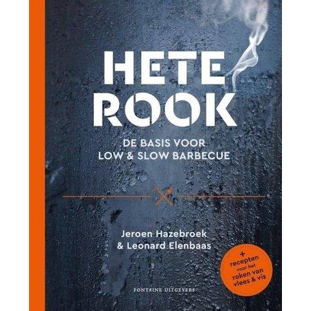 Hete rook bbq boek