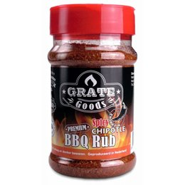 Dutch BBQ Crew Spicy Chipotle Premium BBQ RUB