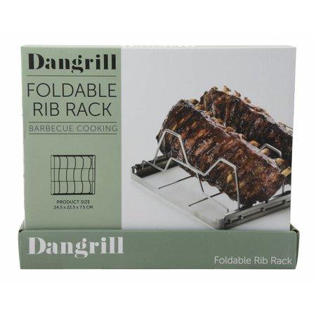 DanGrill Rib Rack opvouwbaar