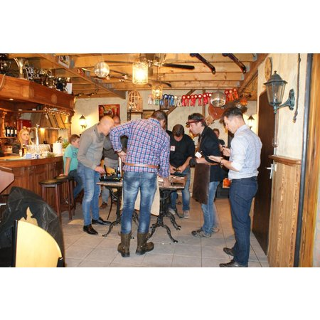 BBQ Shop Brabant 14 Januari 2018 workshop Keramisch BBQ'en