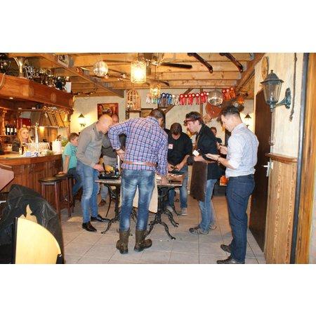 BBQ Shop Brabant 18 februari 2018 workshop Roken op de barbecue