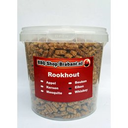BBQ Shop Brabant Smoke Pellets Eiken