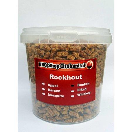 BBQ Shop Brabant Smoke Pellets Beuken 1000 ml emmer