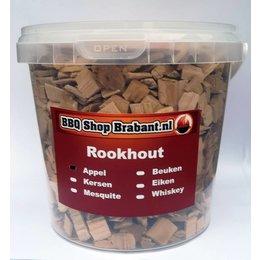 BBQ Shop Brabant Rook Hout Appel