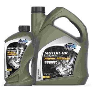 MPM Oil Motorolie 10W-40 Semi Synthetisch Higher Mileage
