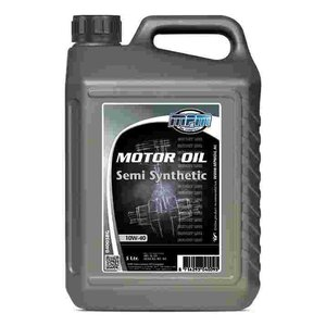 Luberol Engine Oil W-Line 10W-40 Semi Synthetic