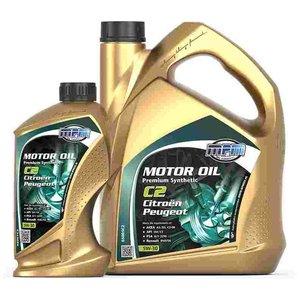 MPM Oil Motorolie 5W-30 Premum Synthetisch C2 Citroen / Peugeot