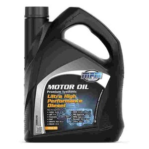 MPM Oil Motorolie 10W-40 Premium Synthetisch Ultra High performance Diesel