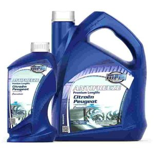MPM Oil Premium Longlife Antivries Concentrate Citroen/Peugeot