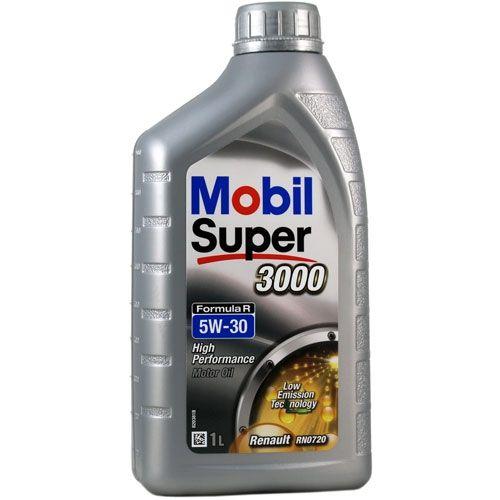 mobil 1 mobil super 3000 formula r 5w 30 0800. Black Bedroom Furniture Sets. Home Design Ideas