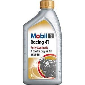 Mobil 1 Mobil 1 Racing 4 takt 15W-50 motorfietsolie