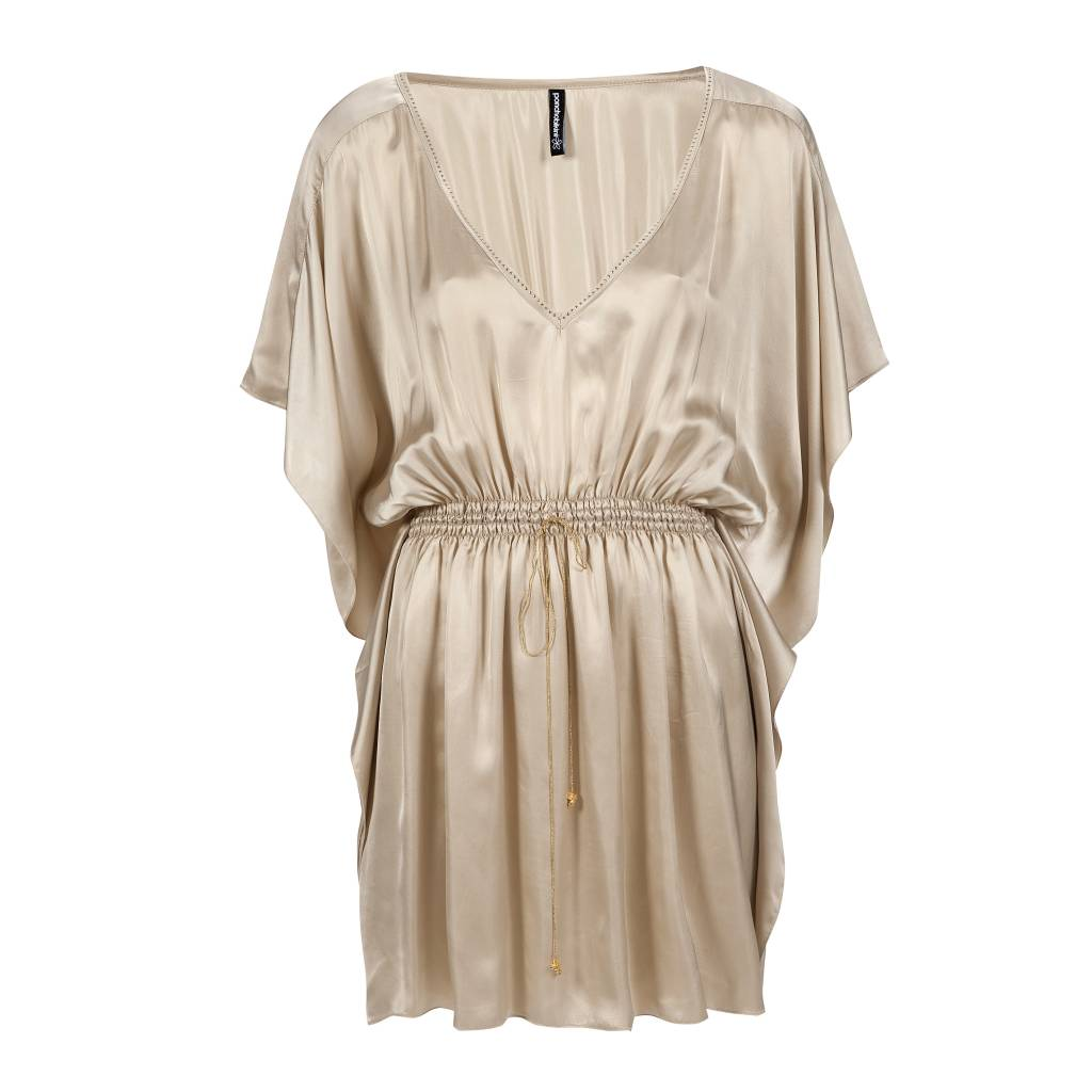 Kimono Dress cupro