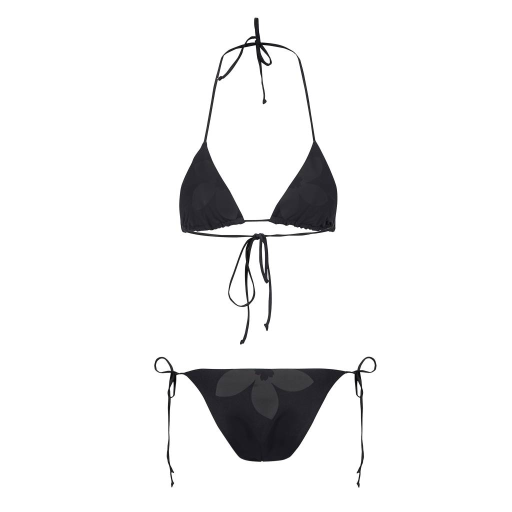 Bikini Amor Black&Black