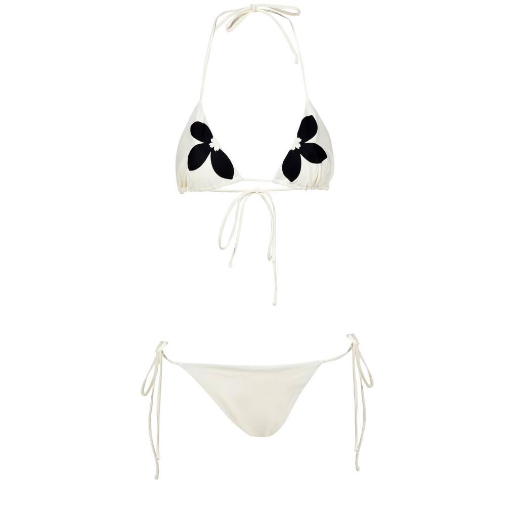 Bikini Amor White&Black