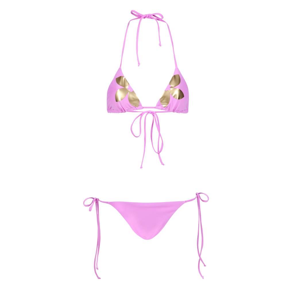 Bikini Amor Pink&Gold