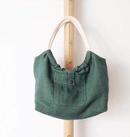 Bag 'Plage Amor' Jade