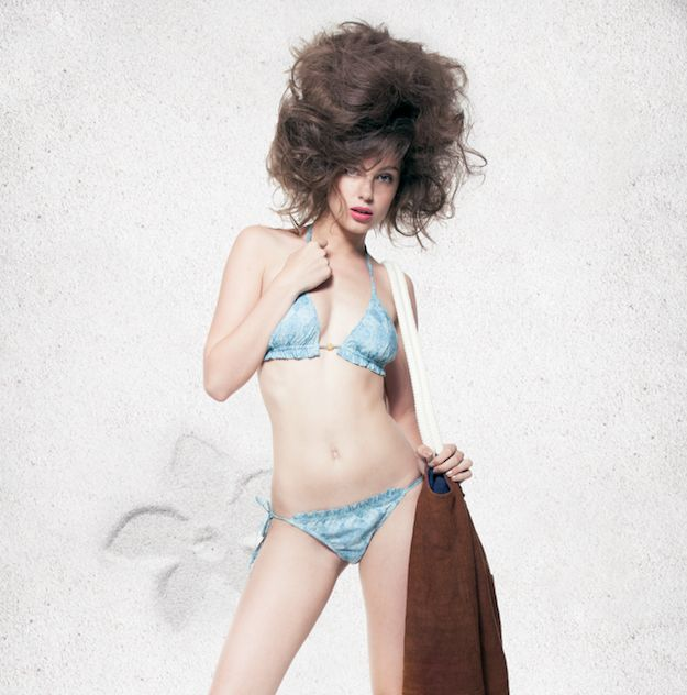 Bikini Libertad In Love Green