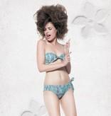 Bikini Marilyn In Love Grey & Red