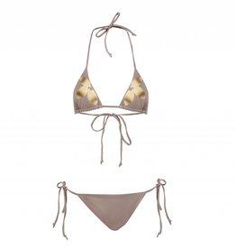 Bikini Amor Cappuccino&Gold