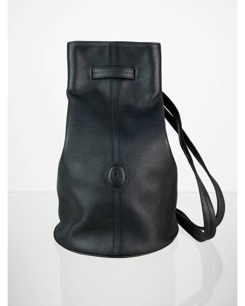 0a519e8f74 Vintage Carla Sade Leder Beuteltasche Bucket Bag · Vintage Carla Sade Leder  Beuteltasche Bucket Bag ...