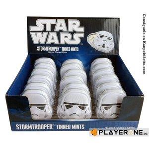 Merchandising STAR WARS (Candy) - Stormtrooper (Boite de 18)