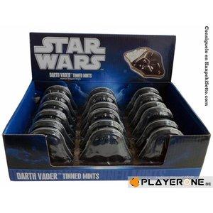 Merchandising STAR WARS (Candy) - Darth Vader (Boite de 18)