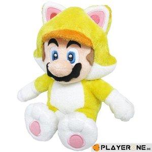Merchandising NINTENDO - SUPER MARIO - CAT MARIO Plush 25 Cm