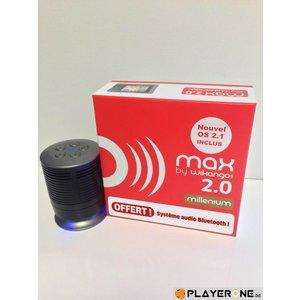 IT WIKANGO - Max 2.0 (OS 2.1) + Abonnement à vie MILLENIUM PACK