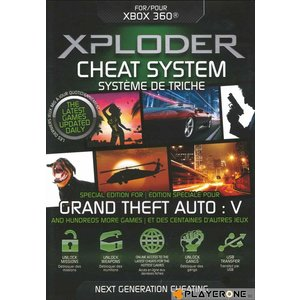 X360 XPLODER - Ultimate Edition GTA 5 (Xbox 360)