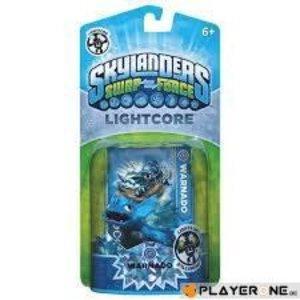 Skylanders Skylanders : Light Figurine : WARNADO