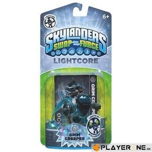 Skylanders Skylanders : Light Figurine : GRIM CREEPER