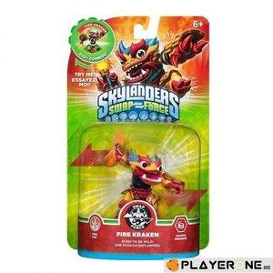 Skylanders Swap Force Skylanders Swap Force : Fire Krakken