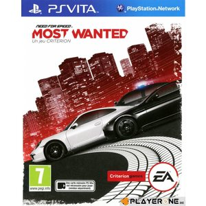 PS Vita Need For Speed Most Wanted (2012)