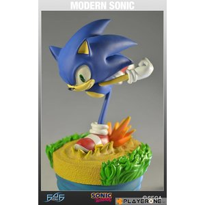 "Merchandising SONIC THE HEDGEHOG - Modern Sonic Statue 15"" ( LIMITED 1650 ex )"