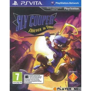 PS Vita Sly Cooper : Thieves in Time