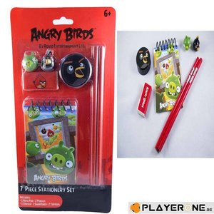 Merchandising ANGRY BIRDS - Stationery Set