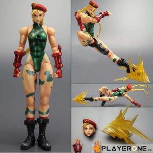 Merchandising SUPER STREETFIGHTER IV Arcade Edition - Play Arts KAI Cammy