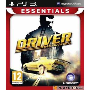 PS3 Driver San Francisco (ESSENTIALS)